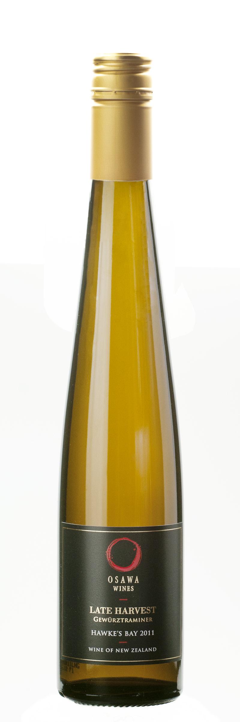 Prestige Collection Late Harvest Gewurztraminer