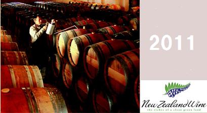 『Romeo Bragato Wine Awards 2011』にて「Pure Gold Medal」を受賞致しました!